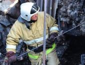 Вчера из-за замыкания электропроводки чуть не сгорел дом в Кировском районе