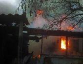 Сегодня утром сгорел еще один дом в Бахчисарайском районе, - от зажженной свечи