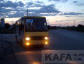 Феодосийцы и Минтранс Крыма «встретились в маршрутке»