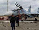 Под Севастополем заработала полоса военного аэропорта, туда приземлились истребители