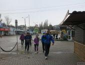 В Феодосии стартовал 1-январский забег в Коктебель