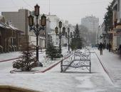 Через три дня в Крыму ожидается сильное похолодание и снегопады, на море шторм