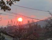 Феодосия, первые дни января: пасмурно, много народу, дух прошедшего праздника