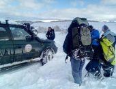 За сутки в горах Крыма помощь спасателей потребовалась 11 туристам (фото)