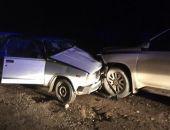 На трассе Феодосия - Керчь столкнулись два автомобиля, в ДТП пострадали трое