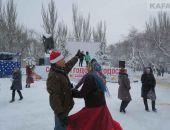 В Феодосии прошел рождественский концерт (видео)