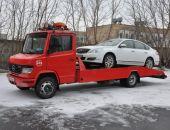 С января в Крыму выросли цены на эвакуатор и пребывание авто на штрафплощадке