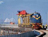 Движение по железнодорожной части Крымского моста могут запустить раньше декабря 2019 года