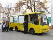 В центре Симферополя раздавали презервативы