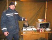 В Феодосии открылись пункты обогрева для людей