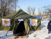 С возвращением холодов в пункты обогрева в Симферополе снова потянулись бездомные