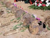 В Керчи перезахоронили солдат