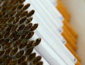 Каждая десятая сигарета в Украине произведена нелегально