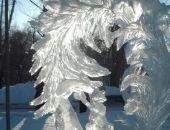 Восьмилетняя школьница погибла, застряв в ледовой скульптуре