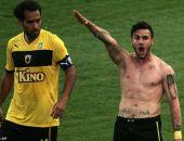 Футболиста пожизненно дисквалифицировали за нацистский жест:видео