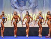 Керчанка взяла «бронзу» на чемпионате по фитнес-бикини в Испании:фоторепортаж