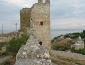 В Феодосии стройку в крепости начали без документов