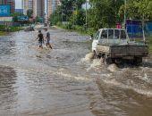 Сильнейшее наводнение на Дальнем Востоке продолжается: затоплены 556 домов Хабаровска