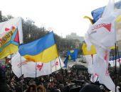 Оппозиция  зовет страну на митинг  в поддержку евроинтеграции