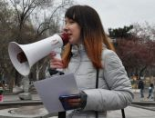 Феодосийцев позвали на митинг в поддержку Соглашения с ЕС:фоторепортаж