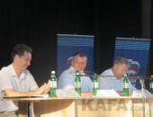 Власти Крыма ответили на вопросы жителей Феодосии:видео