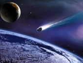 Европу может уничтожить громадный астероид