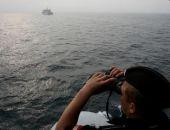 В Азовском море зафиксировали мощный газовый выброс