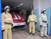 В Феодосии появилась специализированная служба «Крым-Спас» и «Пожарная охрана РК»