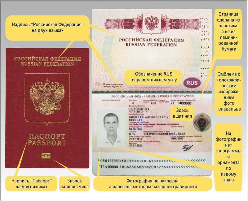 фотография на загранпаспорт