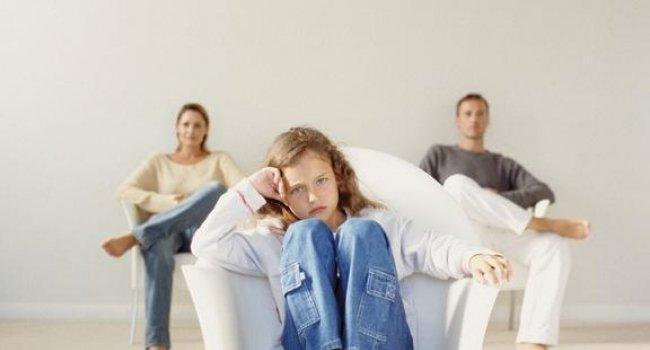 Как жить с ребенком после развода