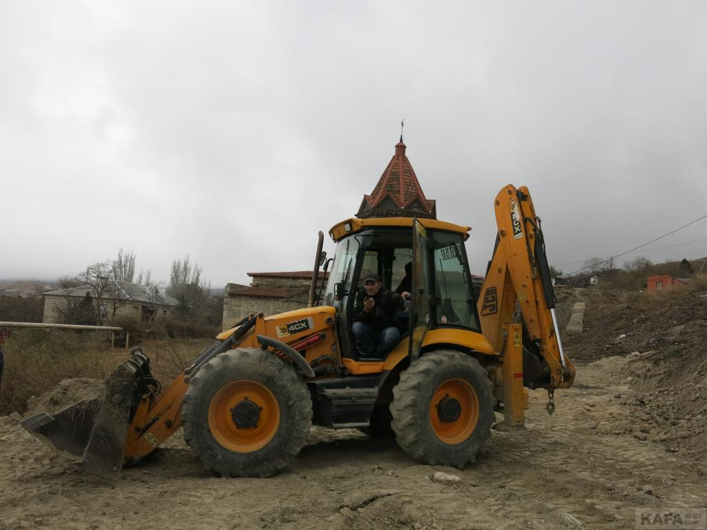 В Феодосии разрушено армянское кладбище в результате строительных работ