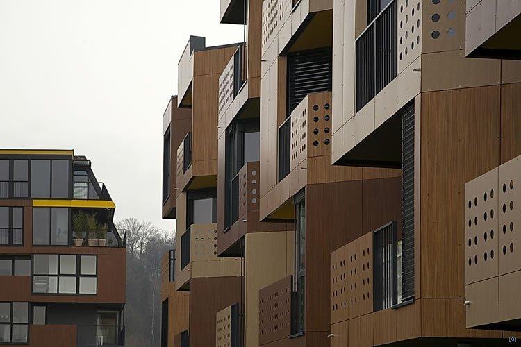 новый взгляд на социальное жилье любляна словения