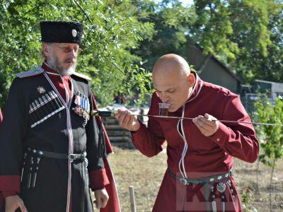 Феодосийские казаки присягнули на верность Отечеству (видео)