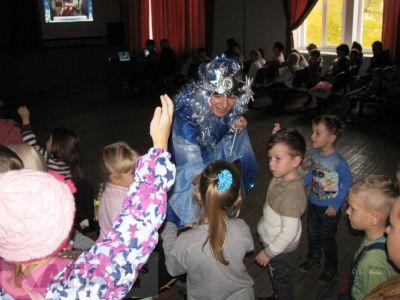 Сегодня в Феодосии отметили День рождения Деда Мороза (видео)