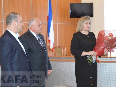 Светлана Гевчук сложила депутатские полномочия и стала аудитором Счетной палаты Крыма