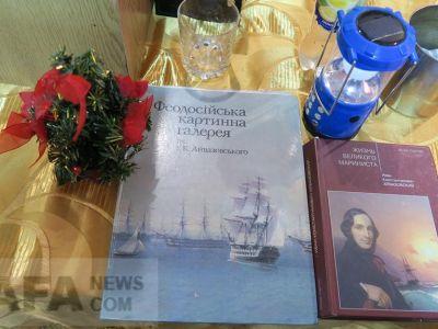 В Музее древностей рассказали о тайнах батальной живописи Айвазовского (видео)