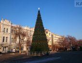 Главную новогоднюю ёлку Феодосии установят ко Дню Св. Николая