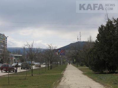 Прогулка по Феодосии: улица Крымская